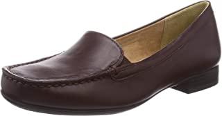 Nature Luste 莫卡辛鞋 朴素莫卡辛鞋 女士 N511 深棕色 25.0 cm