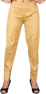 ANIIQ 100% 纯棉阔腿裤,女孩和女士 休闲装,外出,瑜伽,民族风设计