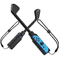 Switch Joycon Grip 适用于马里奥高尔夫 Super Rush,YUANHOT Joy Con 控制器支…