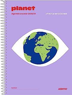 Planet 2020-2021 小学教育日程表 - ADDITIO A122