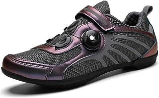 BETOOSEN 男女舒适透气户外公路自行车鞋室内自行车运动鞋自行车鞋