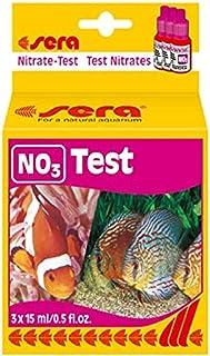 sera 04510 Nitrat Test (NO3),对约60种测量进行水测试,可靠,精确测量,适合淡水和海水,水族箱或池塘中