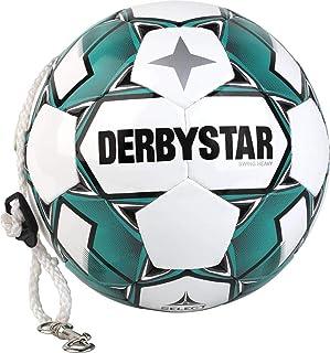 Derbystar 中性款 – 成人 秋千足球 白色 5