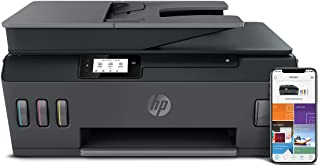 HP 惠普 Smart Tank Plus 多功能打印机(打印机、扫描仪、复印机、WLAN、AirPrint,包括可打印长达3年的墨水)5HX14A#BHC Touchscreen + ADF 3-in-1
