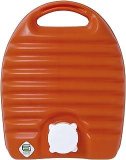 Tange化学工业 立式热水袋 橙色 2.6升 日本制造 无袋