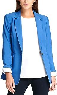 DKNY 女式办公服专业单扣外套