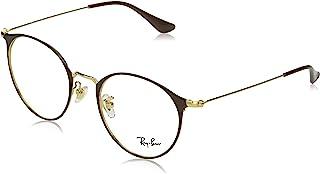 Ray-Ban 雷朋 Rx6378f 亚洲款圆形眼镜架