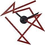 Alessi Aleesi DL01 R 时间迷宫挂钟,红色