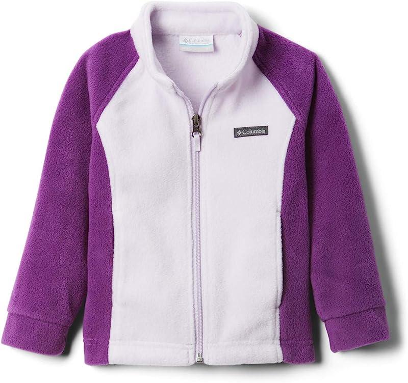 Columbia 哥伦比亚 BENTON 女童抓绒外套 ¥147.58