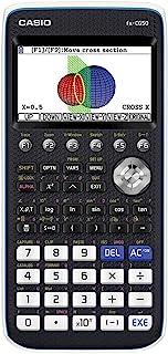 Casio 卡西欧 FX-CG50 图形计算器 带高分辨率彩色显示屏(透明塑料包装)