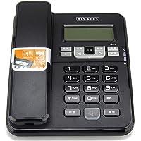 阿尔卡特T209(来电显示电话机)(黑色)