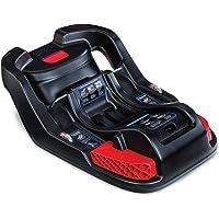 Britax 婴儿汽车*座椅底座带防反弹杆和 SafeCenter 锁扣安装 - 兼容所有 Britax B-Safe…