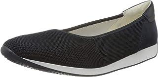 ARA 女士 Porto 1215444 浅口芭蕾舞鞋