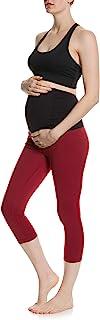 CLOYA 女式孕妇运动瑜伽裤 - 七分裤 / 全长