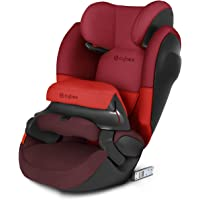 Cybex Silver Pallas M-Fix SL,二合一儿童汽车座椅,可调节冲击*防护罩和 ISOFIX 兼容…