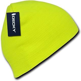 DECKY Neon 亚克力短帽