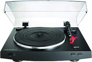 Audio Technica 铁三角 AT-LP3BK 唱机 皮带自动传动 黑色