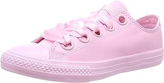 Converse 匡威 CTAS Big Eyelet Ox Cherry Blossom 中性儿童运动鞋
