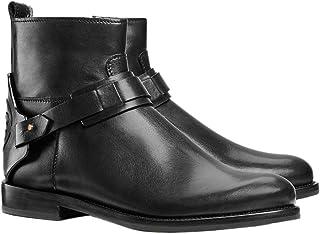 Tory Burch 女士银河皮革及踝靴完美黑色