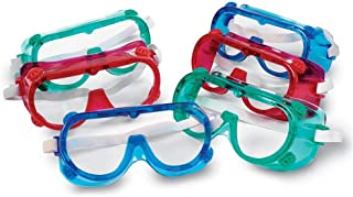 Learning Resources 彩色安全护目镜 6个装 LER2449
