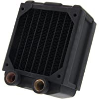 Black Ice Nemesis 80mm Duo Xtreme Profile Radiator - 黑色碳纤维