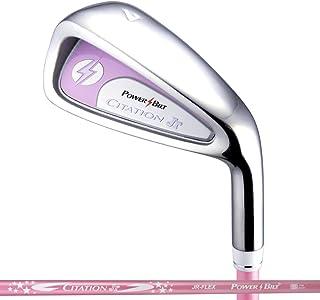 POWER BILT(POWER BILT) 高尔夫俱乐部 骰子青少年彩色俱乐部 粉色 (适合6-9岁)