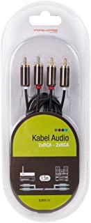 Arkas E2RR15 2xRCA 音频电缆