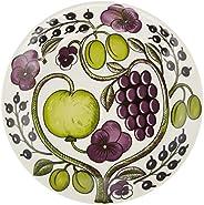 Arabia Paratiisi 紫色 盤子 21厘米 64-1180-008981-4