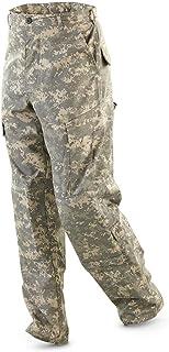 军装户外服装之前发行的 ACU 裤子