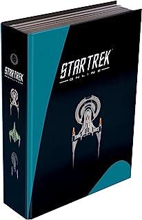 官方星际迷航在线星舰系列 | Eaglemoss Hero Collector 星际迷航在线活页夹
