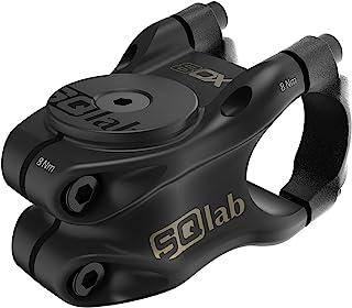 SQlab 中性青年 8OX Fabio Wibmer MTB 预装,金色-黑色,35 毫米 - 6°