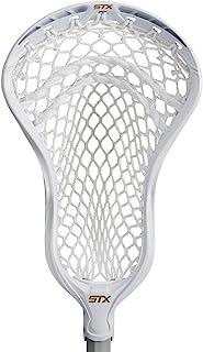 STX Lacrosse Stallion Omega Pro-Strung 头带*网超柔软口袋,白色