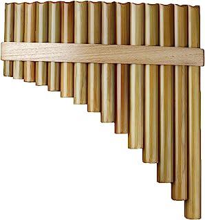 15 根管盘长笛 G 键中国传统乐器平底管木管乐器(左 15 个)