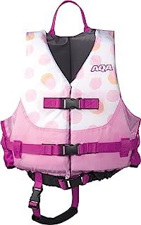AQA ( エーキューエー ) 水上运动少年救生衣儿童2ka 9021