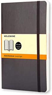 Moleskine 横间软封面笔记本口袋型