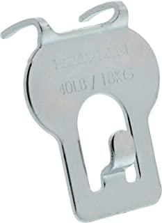 High & Mighty 515315 免工具图片悬挂套件 40 磅(约 18.1 千克)极限,普通钢