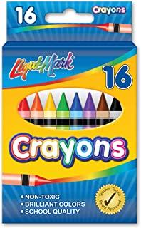 16 支蜡笔 - 各种颜色
