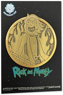 Golden Rocker Rick - 限量版收藏别针