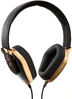 Pryma 01密闭型 头戴式耳机 意大利真皮材质 采用 Sonus Faber 公司制造的 Carbon Marsala HDP0104FIN