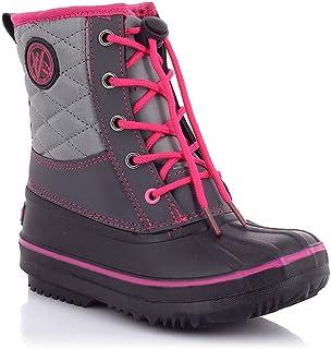KIMBERFEEL Jade 女童雪地靴