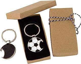 Mopec MA258 钥匙扣 / 开门器,足球,礼品盒,多色