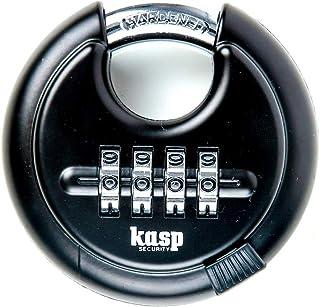 Kasp K11670D 圆盘组合挂锁 70 毫米