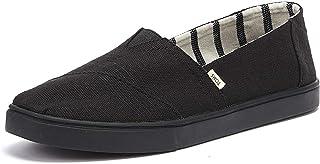 TOMS 女式 Alpargata Cupsole 运动鞋 黑色/黑色传统 8
