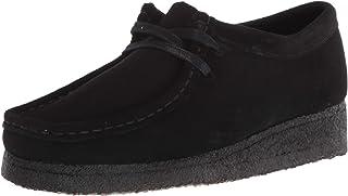 Clarks 女士 Wallabee牛津鞋