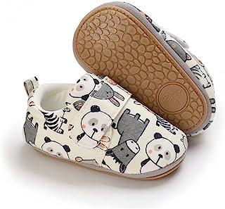 TAREYKA 婴儿男孩女孩拖鞋防滑橡胶鞋底幼儿学步鞋*个学步房婴儿床运动鞋