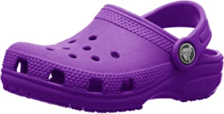Crocs Kids' Classic K Clog 紫水晶