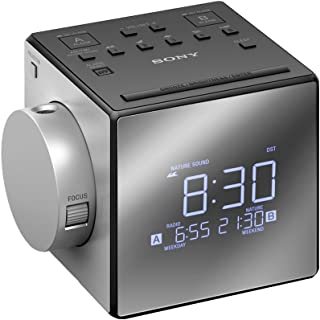 Sony 索尼 收音机闹钟 款号ICF-C1PJ 带时间投影