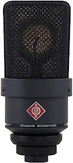 Neumann TLM103 Cardioid Studio 冷凝器麦克风,带 SG1 支架和盒子 - 黑色
