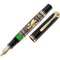 Pelikan 百利金 特别版 Toledo 大金雕钢笔 18K B尖