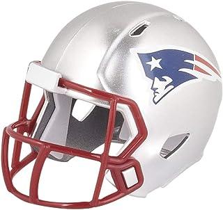 新英格兰爱国者队 NFL Riddell Speed Pocket PRO 微型/口袋尺码/迷你足球头盔